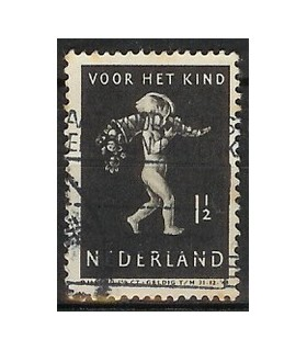 327 Kinderzegel (o)