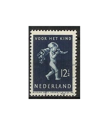 331 Kinderzegel (o)