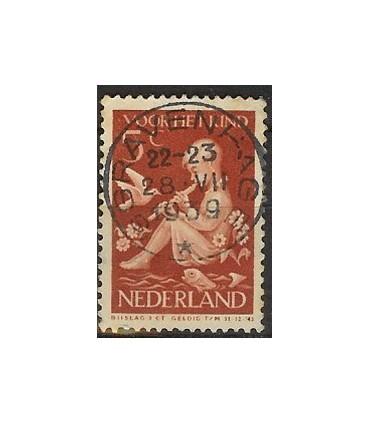 316 Kinderzegel (o)