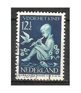 317 Kinderzegel (o)