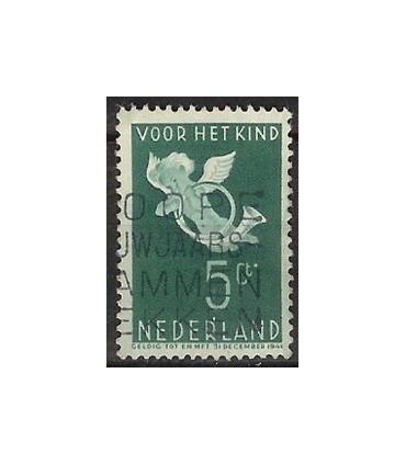 290 Kinderzegel (o)