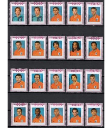 Complete selectie WK2006 (xx)