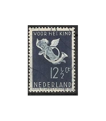 292 Kinderzegel (o)