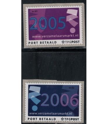 Port betaald Verzamelaarsmarkt (xx) 3.