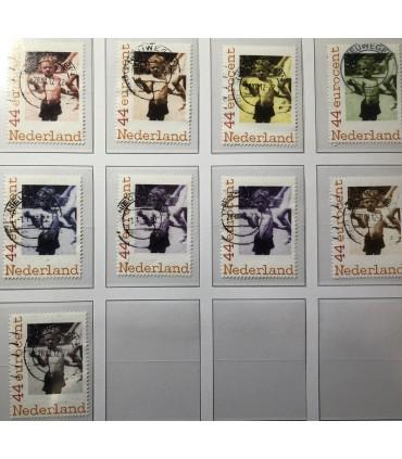 PP11 Herman van Veen (o) 9 stuks