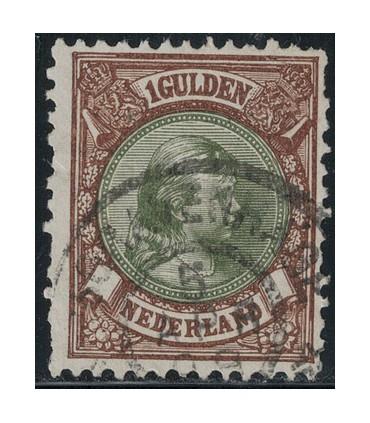 046 Wilhelmina (o) B-keus