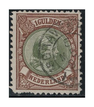 046 Wilhelmina (o) B-keus 2.
