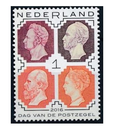 3472 Dag van de postzegel (xx)
