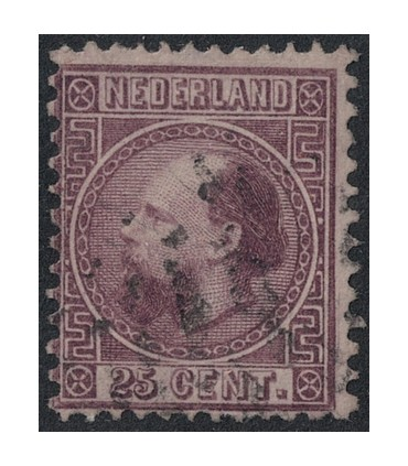 011 Koning Willem III (o) 6.
