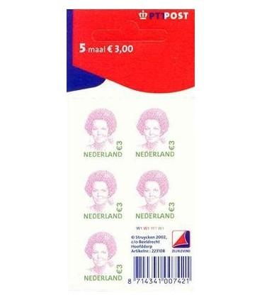 2043 Koningin Beatrix vel (xx)