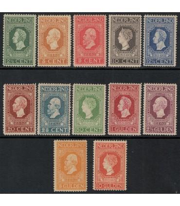 090 - 101 Jubileumzegels (x)