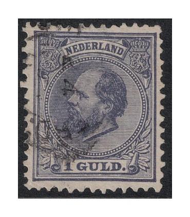 028 Koning Willem III (o) 3.