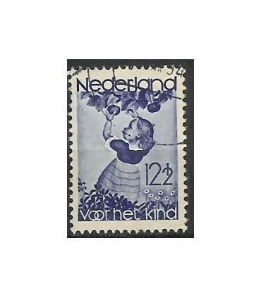 282 Kinderzegel (o)