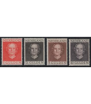 534 - 537 Koningin Juliana (xx) 2.