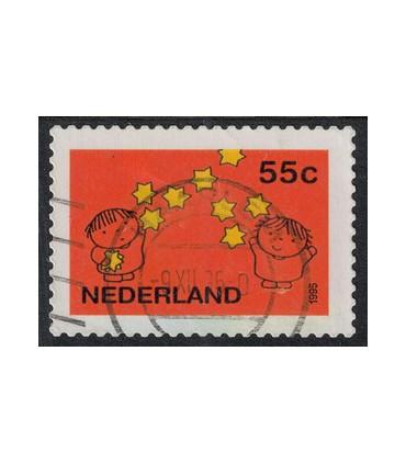 1663 Decemberzegel (o)