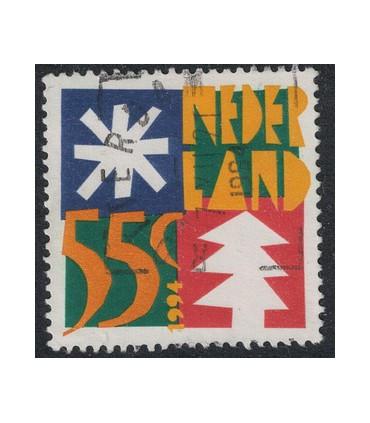 1628 Decemberzegel (o)