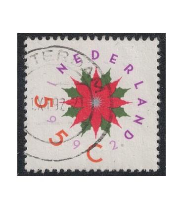 1543 Decemberzegel (o)