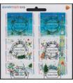 3113 - 3132 Decemberzegels (o)