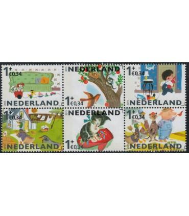 3362 Kinderpostzegels (xx)