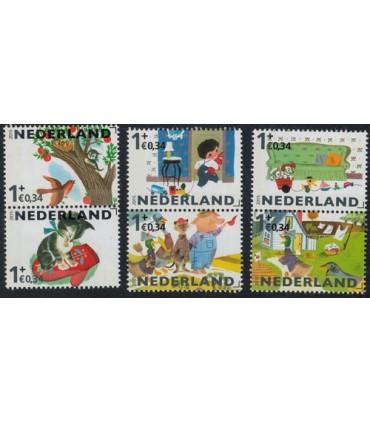 3362 Kinderpostzegels (xx) 2.