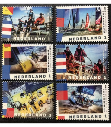 3303 - 3308 Volvo Ocean Race (xx)