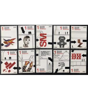 2989 - 2998 Stedelijk museum (xx)