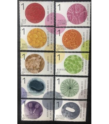 2834  - 2843 Microbiologie (xx)