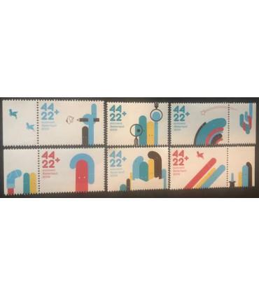 2683 Kinderzegels (xx)