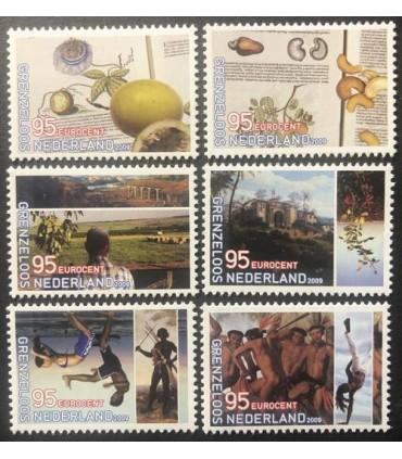 2658 - 2663 Grenzeloos Nederland Brazilie (xx)