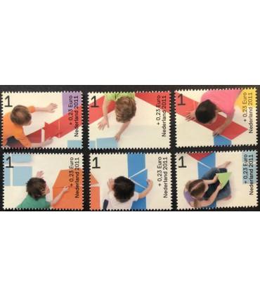 2886 Kinderzegels (xx)