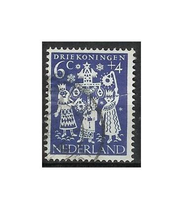 760 Kinderzegel (o)
