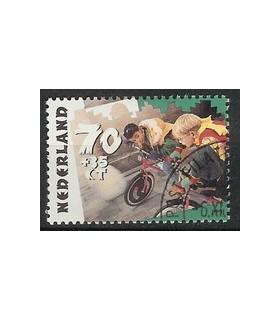 1484 Kinderzegel (o)