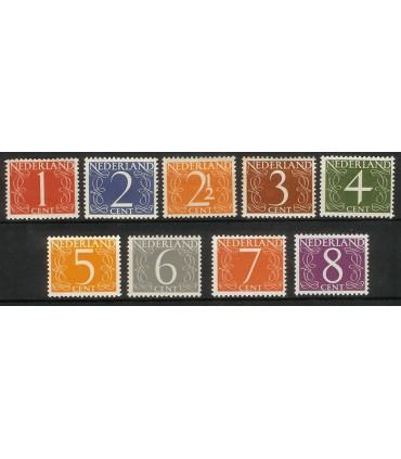 460 - 468 Cijfer (xx)