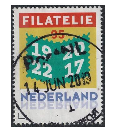 95 jaar maandblad Filatelie (o) 5.