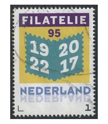 95 jaar maandblad Filatelie (o) 2.