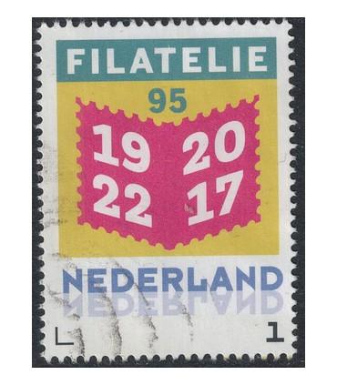 95 jaar maandblad Filatelie (o) 3.