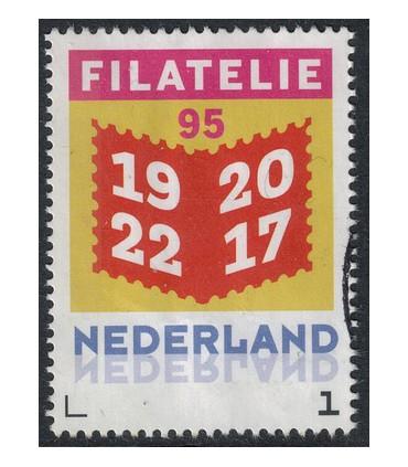 95 jaar maandblad Filatelie (o) 4.