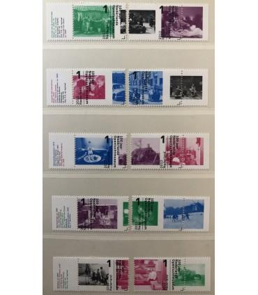 2915 - 2924 Openluchtmuseum (xx)