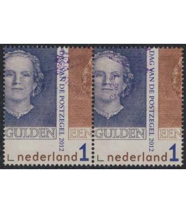 3000 Dag van de postzegel doorloper (o)