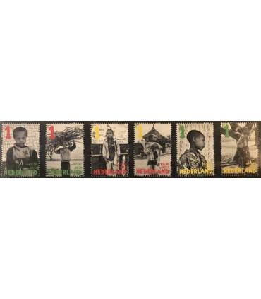 3107 Kinderzegels (xx)
