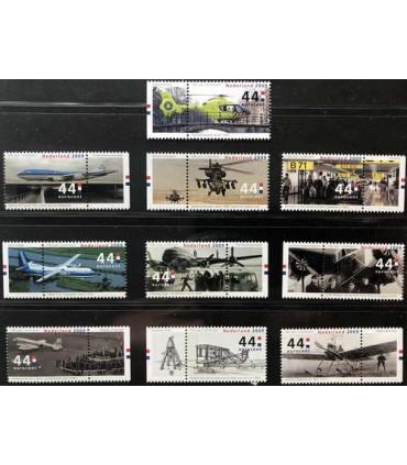 2672 - 2681 Luchtvaart (xx)