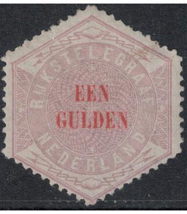 Telegramzegel 11 (x) lees!