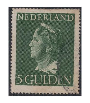 348 Koningin Wilhelmina Bkeus (o)