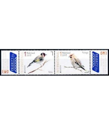 3738 - 3739 PostEurop Vogels (xx)
