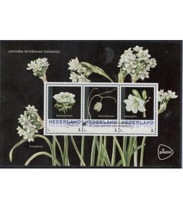 3012 ?? Janneke Brinkman passie voor bloemen (o) 1.