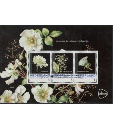 3012 ?? Janneke Brinkman passie voor bloemen (o) 3.