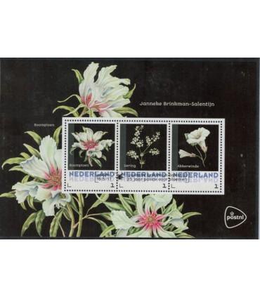 3012 ?? Janneke Brinkman passie voor bloemen (o) 4.