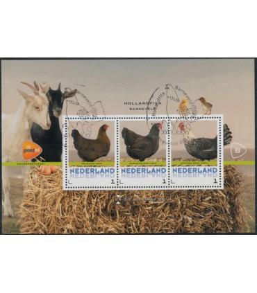 3012 C21 Beurspostzegel (o)