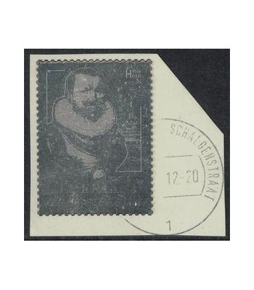 2878 Zilveren Piet Hein (o) 2.