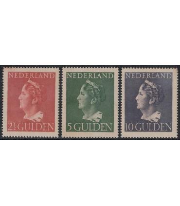 347 - 349 Koningin Wilhelmina (xx) lees!